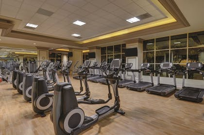 Fitness Facility | Mandalay Bay Resort and Casino