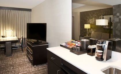 | 2 Room Premium Suite-1 King Bed-Nonsmoking | Embassy Suites by Hilton Las Vegas