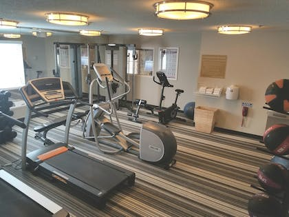 Fitness Facility | Candlewood Suites Dallas-By The Galleria