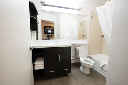 Bathroom | Candlewood Suites Austin-South