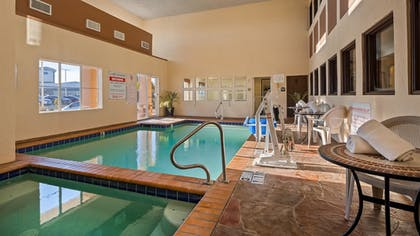 Pool | Best Western Plus Rockwall Inn & Suites