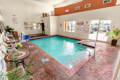 Indoor Pool | Best Western Plus Rockwall Inn & Suites