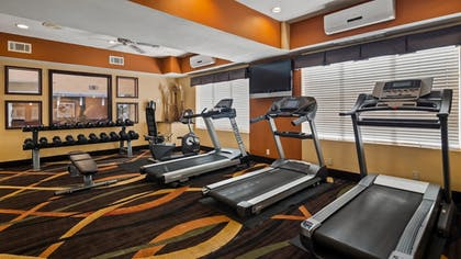 Fitness Facility | Best Western Plus Rockwall Inn & Suites