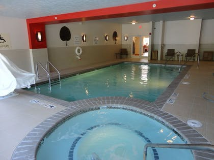 Indoor Spa Tub | Holiday Inn Express Hotel & Suites Indianapolis North Carmel