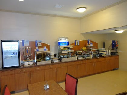 Breakfast Area | Holiday Inn Express Hotel & Suites Indianapolis North Carmel