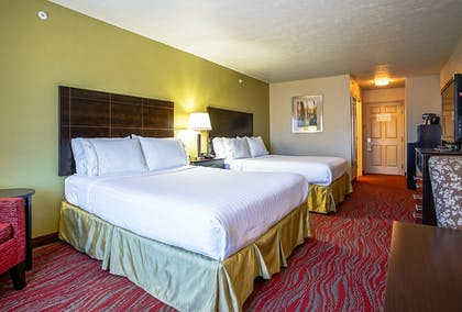Guestroom | Holiday Inn Express Hotel & Suites Indianapolis North Carmel