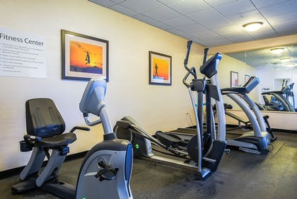 Fitness Facility | Holiday Inn Express Hotel & Suites Indianapolis North Carmel