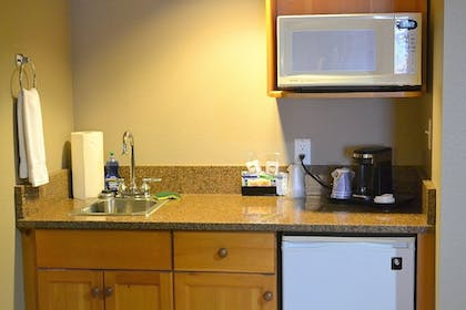In-Room Kitchenette | Holiday Inn Express Hotel & Suites Bozeman West