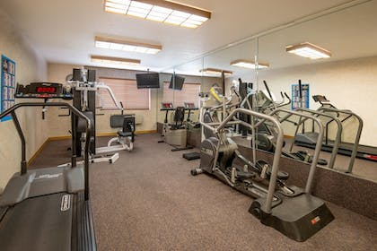 Fitness Facility | Holiday Inn Express Hotel & Suites Raton