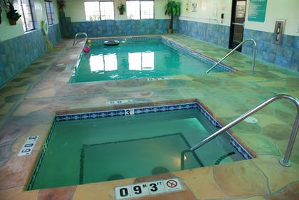 Pool | Holiday Inn Express Hotel & Suites Raton