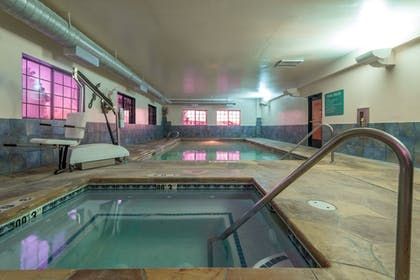 Indoor Pool | Holiday Inn Express Hotel & Suites Raton