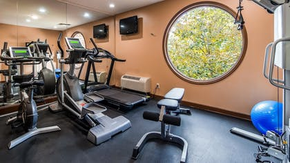 Fitness Facility | Best Western Plus The Inn & Suites At The Falls
