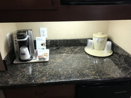 In-Room Coffee | Clarion Inn & Suites