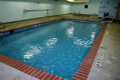 Indoor Pool | Evergreen Inn and Suites