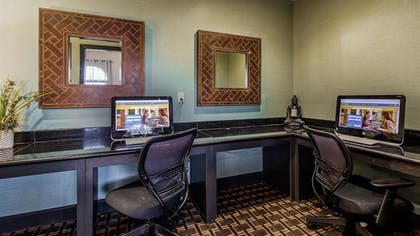 Business Center | Best Western Huntsville Inn & Suites