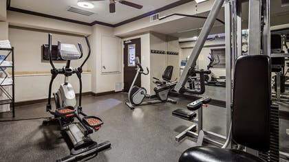 Fitness Facility | Best Western Huntsville Inn & Suites