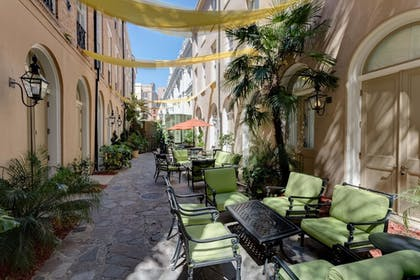 Garden   St. James Hotel, an Ascend Hotel Collection Member