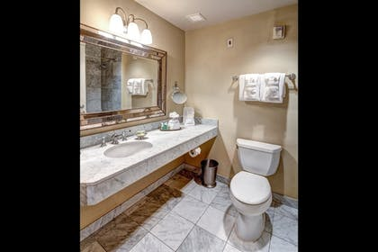 Bathroom | St. James Hotel, an Ascend Hotel Collection Member