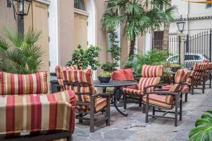 Garden | St. James Hotel, an Ascend Hotel Collection Member