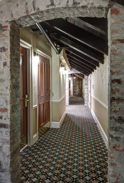 Hallway | St. James Hotel, an Ascend Hotel Collection Member