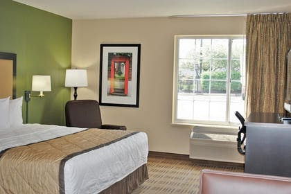 Guestroom   Extended Stay America - Chicago - Lombard - Oakbrook