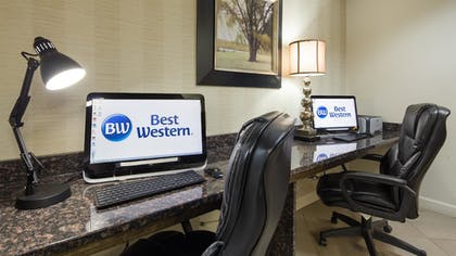 Business Center | Best Western River City Hotel