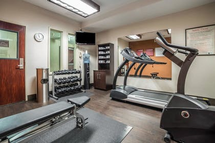 Fitness Facility | Comfort Suites Airport