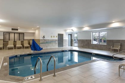 Pool | Holiday Inn Express & Suites Chicago West - St Charles