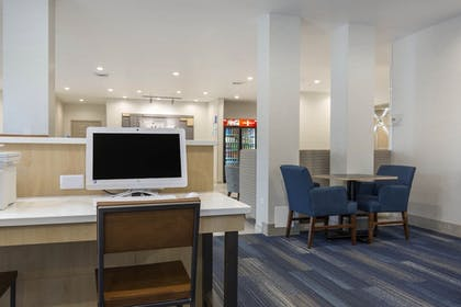 Business Center | Holiday Inn Express & Suites Chicago West - St Charles