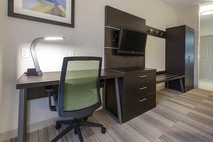 In-Room Amenity | Holiday Inn Express & Suites Chicago West - St Charles