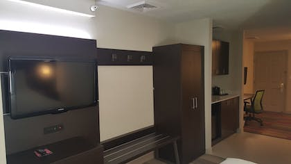 Guestroom View | Holiday Inn Express & Suites Chicago West - St Charles