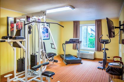 Fitness Facility | Quality Inn Merrimack - Nashua