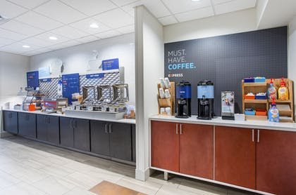 Restaurant | Holiday Inn Express & Suites Alcoa (Knoxville Airport)