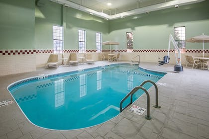 Pool | Holiday Inn Express Cleveland Airport - Brookpark