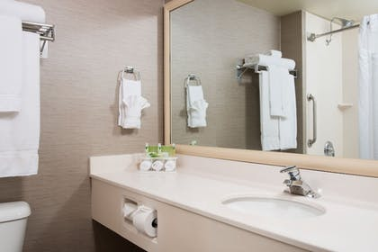 In-Room Amenity | Holiday Inn Express & Suites Burlington
