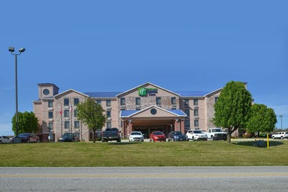 Exterior | Holiday Inn Express Hotel & Suites Harrison