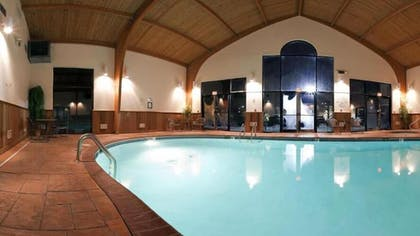 Indoor Pool | Holiday Inn Express Hotel & Suites Harrison