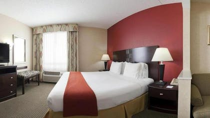 Guestroom | Holiday Inn Express Hotel & Suites Harrison