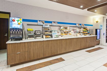 Restaurant | Holiday Inn Express Hotel & Suites Oakland-Airport