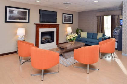 Hotel Interior | Holiday Inn Express Providence-North Attleboro