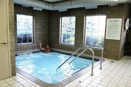 Spa | Holiday Inn Express Hotel & Suites St. Cloud