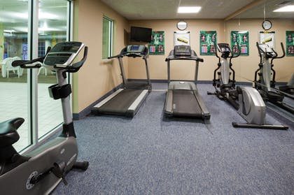 Fitness Facility | Holiday Inn Express Hotel & Suites St. Cloud