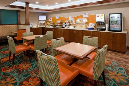 Restaurant | Holiday Inn Express Hotel & Suites St. Cloud