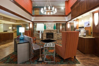 Lobby | Holiday Inn Express Hotel & Suites St. Cloud