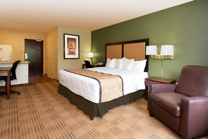 Guestroom | Extended Stay America - Princeton - South Brunswick