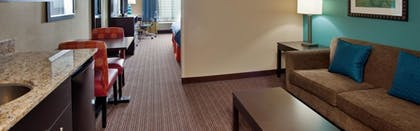 In-Room Kitchenette | Holiday Inn Express North Kansas City