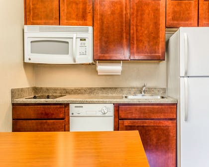 In-Room Kitchen | MainStay Suites Mt Pleasant Charleston