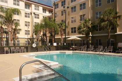 Outdoor Pool | Residence Inn by Marriott Orlando Convention Center