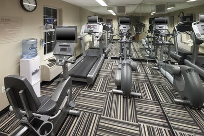 Fitness Facility | TownePlace Suites by Marriott College Station