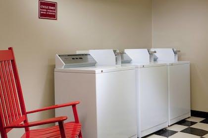 Laundry Room | TownePlace Suites by Marriott College Station